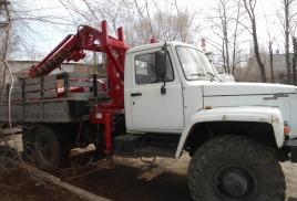 Бкм газ-3308